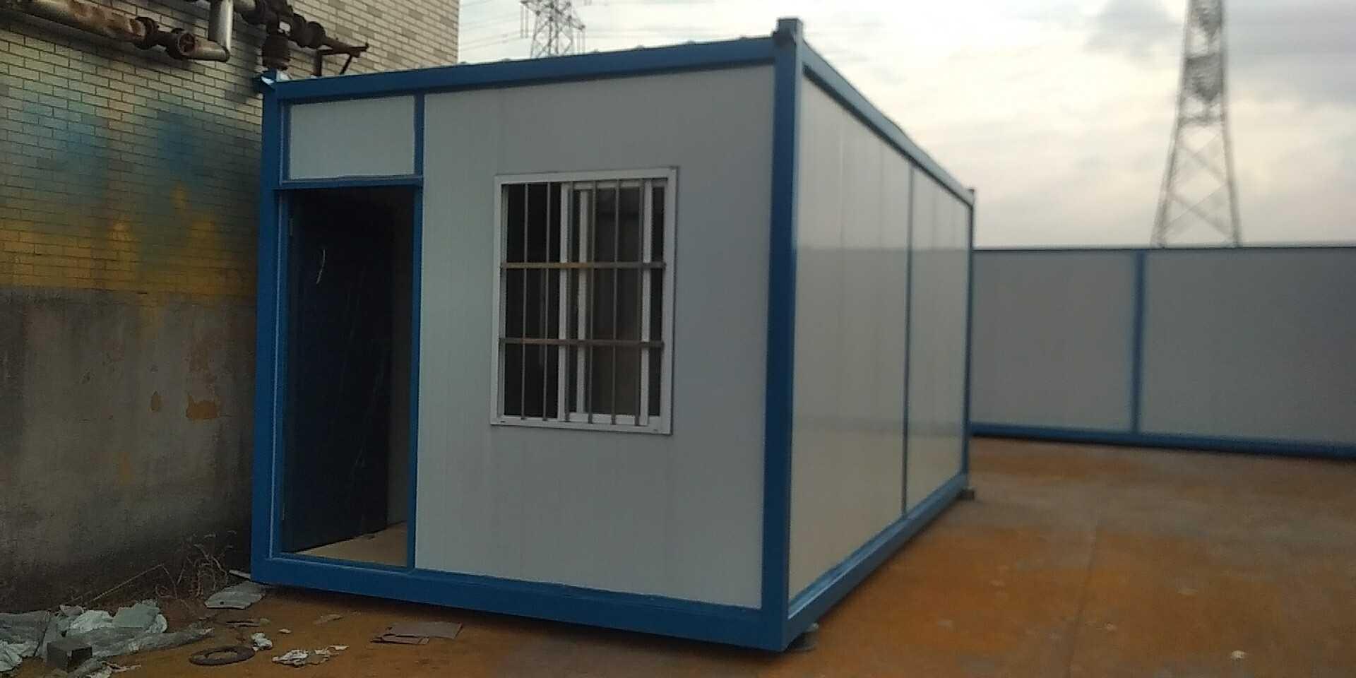 柯桥住人集装箱房屋,供应专业生产加工批发厂家直销