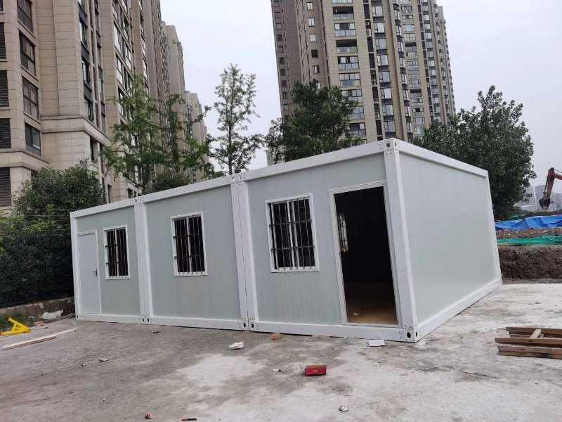 徐汇区活动集装箱房制做厂家,服务周到快速搭建使用