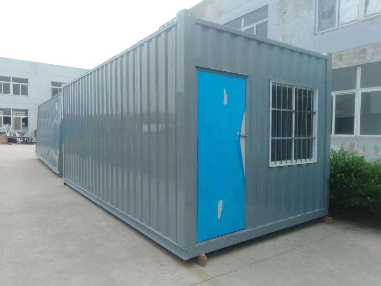 恩施集装箱活动房,活动集装箱房尺寸规格